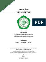 Presentasi Kasus HIpoglikemia