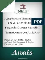 Anais Congresso