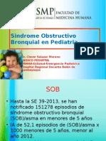 SOB en Pediatria 2014 Final