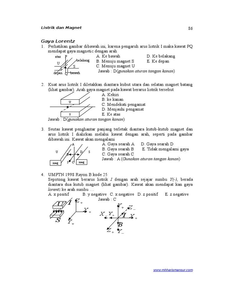 9 gaya lorentz doc rh id scribd com