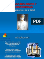 Presentacion Riesgo Biologico y Bioseguridad