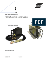 m3 Plasma-Shield Gas Boxes 0558005487