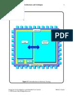 Memory BIST diagrams