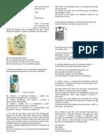 Conservação Dos Alimentos 2015