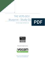 The Vcp5 Dcv Blueprint Studyguide Veeam
