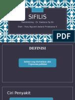 28. SIFILIS - aeland