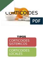 Corticoides Sistemicos y Corticoides Topicos