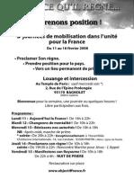 Tract Paris