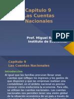 Capitulo 6 Las Cuentas Nacionales