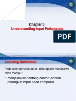 Chapter 3 - Understanding Input Peripherals