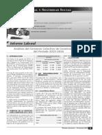 Análisis Del Convenio Colectivo de Construcción Civil Del Período 2015-2016