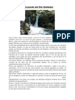 La Leyenda Del Río Hablador