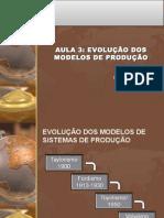 Aula 03 Evoluc3a7c3a3o Dos Modelos de Produc3a7c3a3o1