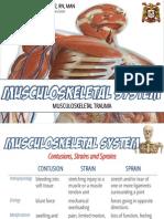 Muskuloskeletal System Trauma