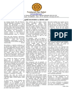 Boletin El Abrazo Nro. 37 del 03.05.2015