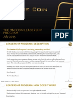 OneCoin Leadership July2015