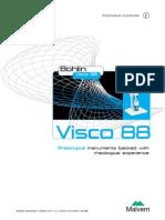 Visco88 Viscometer