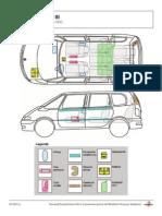 Renault Rettungsdatenblatt Espace 3 2014