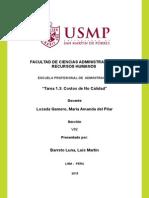 Tarea1.3 - Costos de No Calidad - Barreto Luna, Luis Martín - V02