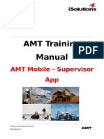AMT Training Manual - AMT Mobile - Supervisor App 201501.docx