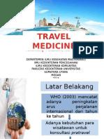 Travel Medicine Ppt