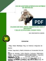 GESTION DE AUDITORIAS