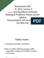 461 f 2015 Lecture 4