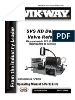 Svs Dii Spanish Manual