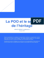 La POO et le secret de l'héritage -- Julien