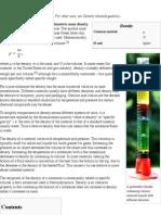 Density - Wikipedia, The Free Encyclopedia
