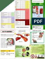 Leaflet Kolesteroll
