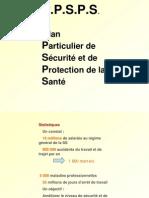 Plan Particulier de Sécurité Et de Protection
