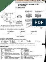 Manual Mecanica Automotriz-Diagramas Circuito Electrico