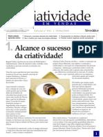 Criatividade em Vendas - Alcance sucesso através da criatividade - www.editoraquantum.com.br