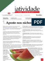 Criatividade Em Vendas - Aposte Nos Nichos - Www.editoraquantum.com.Br