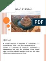 Slide Erosã Pluvial