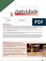 Criatividade Em Vendas - to de Ouro Ao Cliente - Www.editoraquantum.com.Br