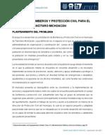 Protocolo Estacion de Bomberos y Proteccion Civil