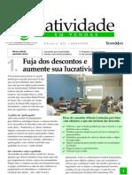 Criatividade Em Vendas - Fuja Dos Descontos e Aumente Sua Lucratividade - Www.editoraquantum.com.Br