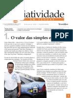 Criatividade em Vendas - O valor das simples estratégias - www.editoraquantum.com.br