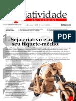 Criatividade em Vendas - Seja criativo e aumente seu tíquete-médio - www.editoraquantum.com.br