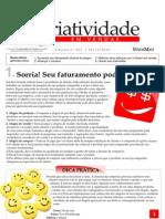 Criatividade Em Vendas - Sorria, Seu Faturamento Pode Aumentar - Www.editoraquantum.com.Br