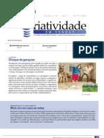 Criatividade em Vendas - Uma experiência criativa - www.editoraquantum.com.br