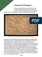L'Astronauta Di Palenque - L'Antico Segreto Del Volo