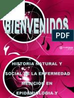 Historia Natural y Social de La Enfermedad