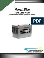 NorthStar Pure Lead AGM - Application Manual 05-14-12