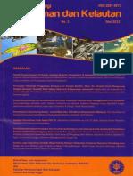 Zonasi Geomorfologi Dan Koreksi Kolom Air Untuk Pemetaan Substrat Dasar Menggunakan Citra Quickbird