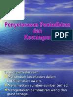 penyelarasan pentadbiran