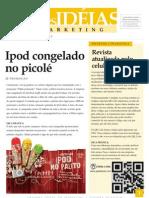 Molhando os pés dos clientes - www.editoraquantum.com.br