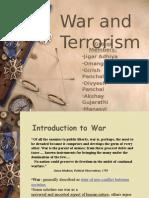 War and Terrorism Main